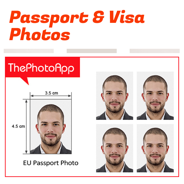 schengen Passport photos Dover Kent
