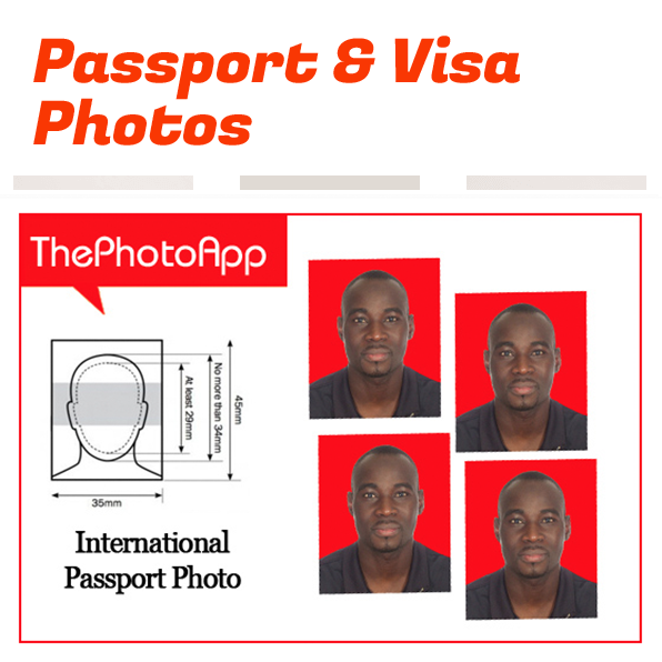 international passport photo