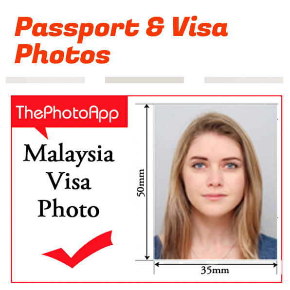 Malaysia passport Photos Barking Essex