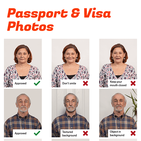 Passport photos Dover Kent