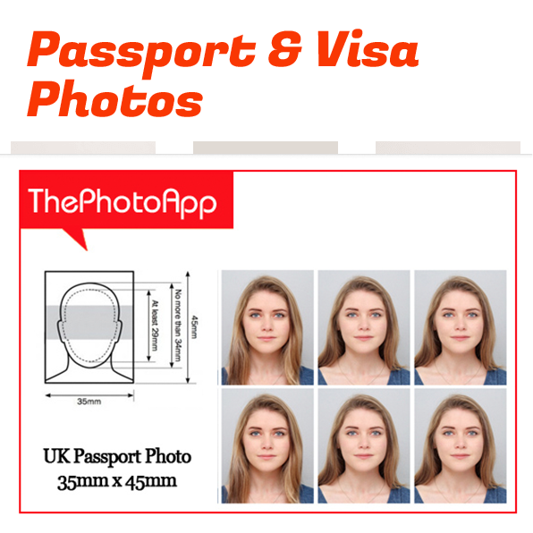 Passport Photos Barking Essex