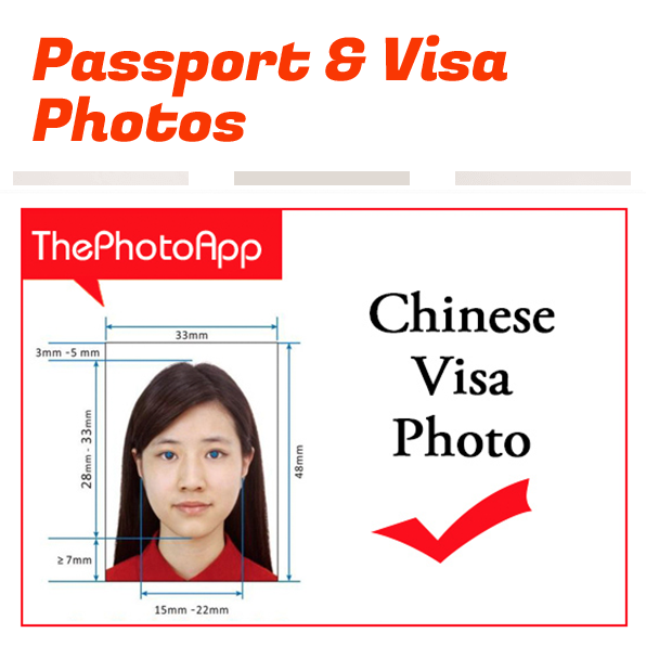 Chinese Passport Photos Barking Essex
