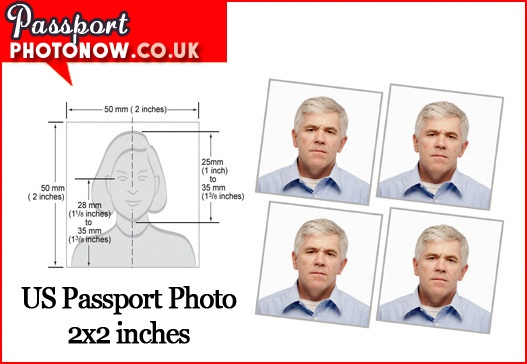 US Passport Photo