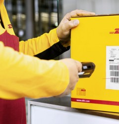 DHL service point near me