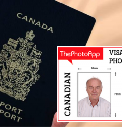 Canadian Passport Photos London