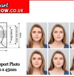 Passport Photos Dorking